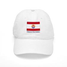 Flag of French Polynesia Cap