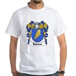 Lanuza Coat of Arms White T-Shirt