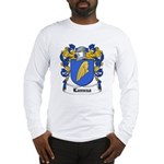 Lanuza Coat of Arms Long Sleeve T-Shirt
