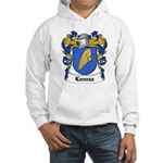 Lanuza Coat of Arms Hooded Sweatshirt