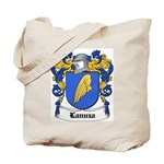 Lanuza Coat of Arms Tote Bag