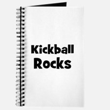 KICKBALL Rocks Journal