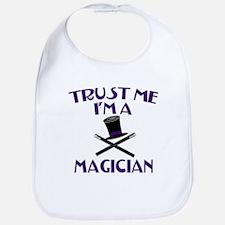 Trust Me I'm a Magician Bib
