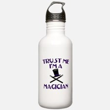 Trust Me I'm a Magician Water Bottle