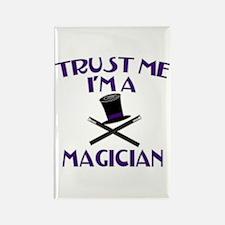Trust Me I'm a Magician Rectangle Magnet (10 pack)