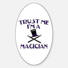 Trust Me I'm a Magician Decal