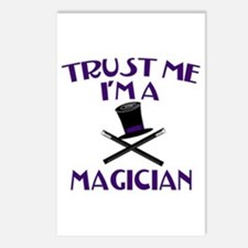 Trust Me I'm a Magician Postcards (Package of 8)