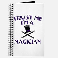 Trust Me I'm a Magician Journal