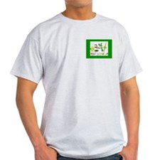 A Happy Sukkot Ash Grey T-Shirt