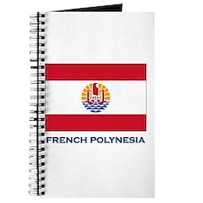 French Polynesia Flag Stuff Journal