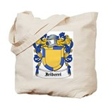 Iriberri Coat of Arms Tote Bag