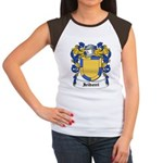 Iriberri Coat of Arms Women's Cap Sleeve T-Shirt