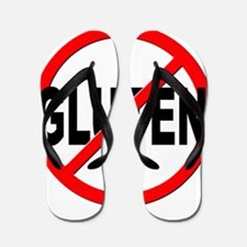 Anti / No Gluten Flip Flops