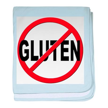 Anti / No Gluten baby blanket