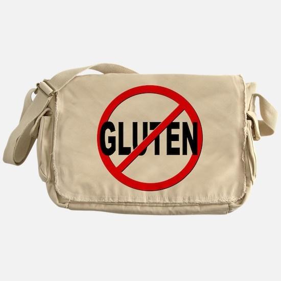 Anti / No Gluten Messenger Bag