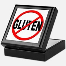 Anti / No Gluten Keepsake Box