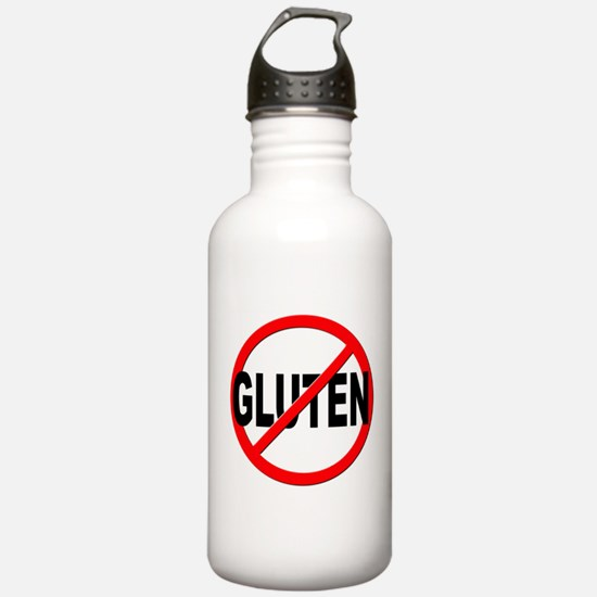 Anti / No Gluten Water Bottle