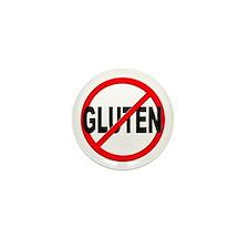 Anti / No Gluten Mini Button