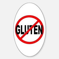 Anti / No Gluten Decal