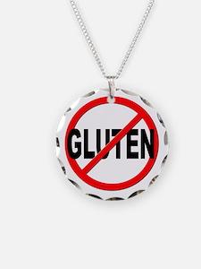 Anti / No Gluten Necklace