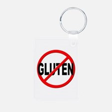 Anti / No Gluten Keychains
