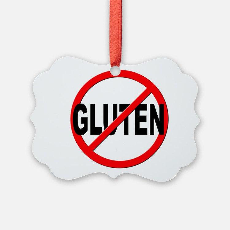 Anti / No Gluten Ornament