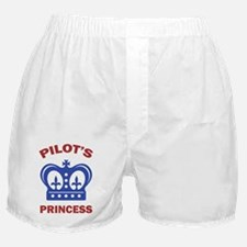 Pilot's Princess Boxer Shorts