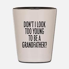 Cute Grandfather Shot Glass