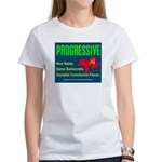 Progressive<br>Women's T-Shirt (Front)