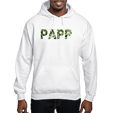 Papp, Vintage Camo, Hoodie