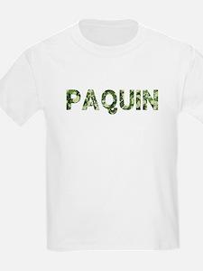 Paquin, Vintage Camo, T-Shirt
