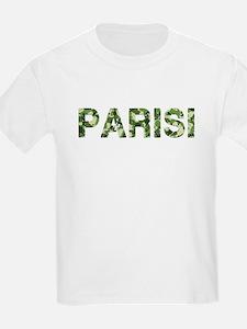 Parisi, Vintage Camo, T-Shirt