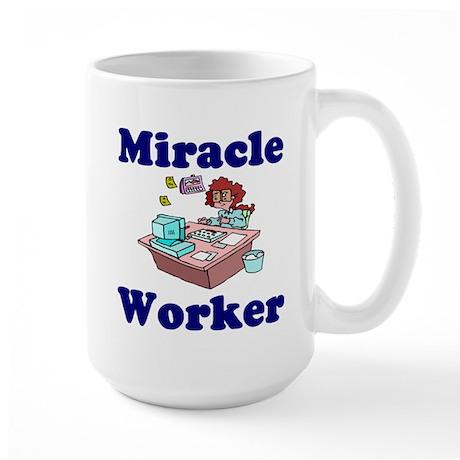 miracle secretary Mugs