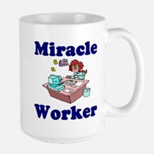 miracle secretary Mugs