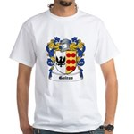 Guirao Coat of Arms White T-Shirt