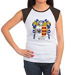 Guirao Coat of Arms Women's Cap Sleeve T-Shirt
