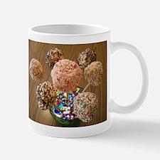 Rice Treat Ball Centerpieces Mug