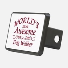 Awesome Dog Walker Hitch Cover