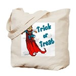 Boy Superhero Trick or Treat Bag