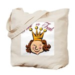 Princess Trick or Treat Bag
