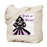 Pretty Princess Trick or Treat Bag