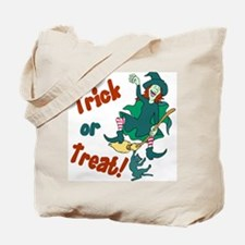 Happy Witch Trick or Treat Bag