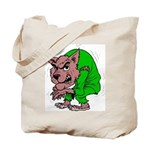 Halloween Werewolf Trick or Treat Bag