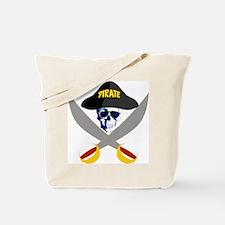 Unique Pirate Trick or Treat Bag