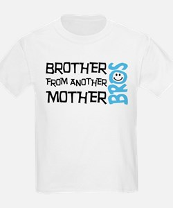 Brother Mother Smile T-Shirt