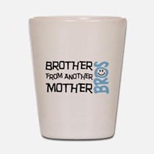 Brother Mother Smile Shot Glass