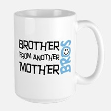 Brother Mother Smile Mug
