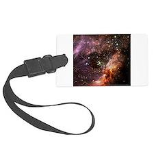 M17 Stellar Cluster Luggage Tag