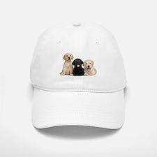 Labrador puppies Baseball Baseball Cap