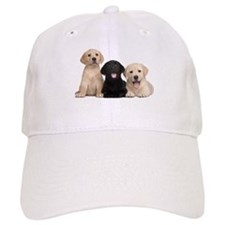 Labrador puppies Baseball Cap